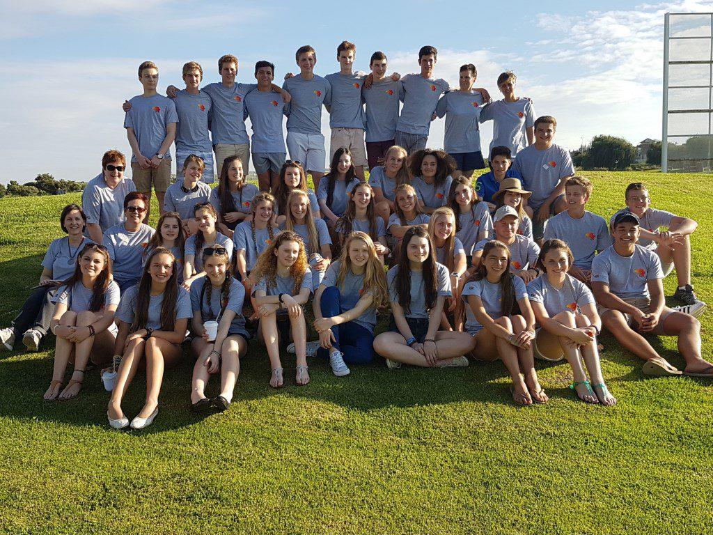 Leerlingen van SFI, SPIG en Midstream College