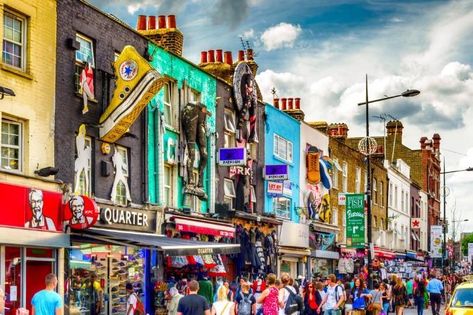 Winkeltjes Camden Town